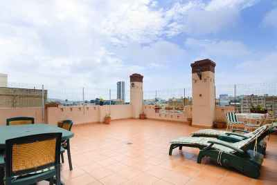 Luxurious penthouse with spectacular views on Paseo de Gracia Avenue